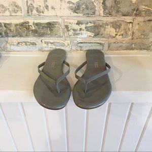 a7bcb5f1b TKEES Shoes - TKEES- Glosses Sweet Smoke Flip Flops
